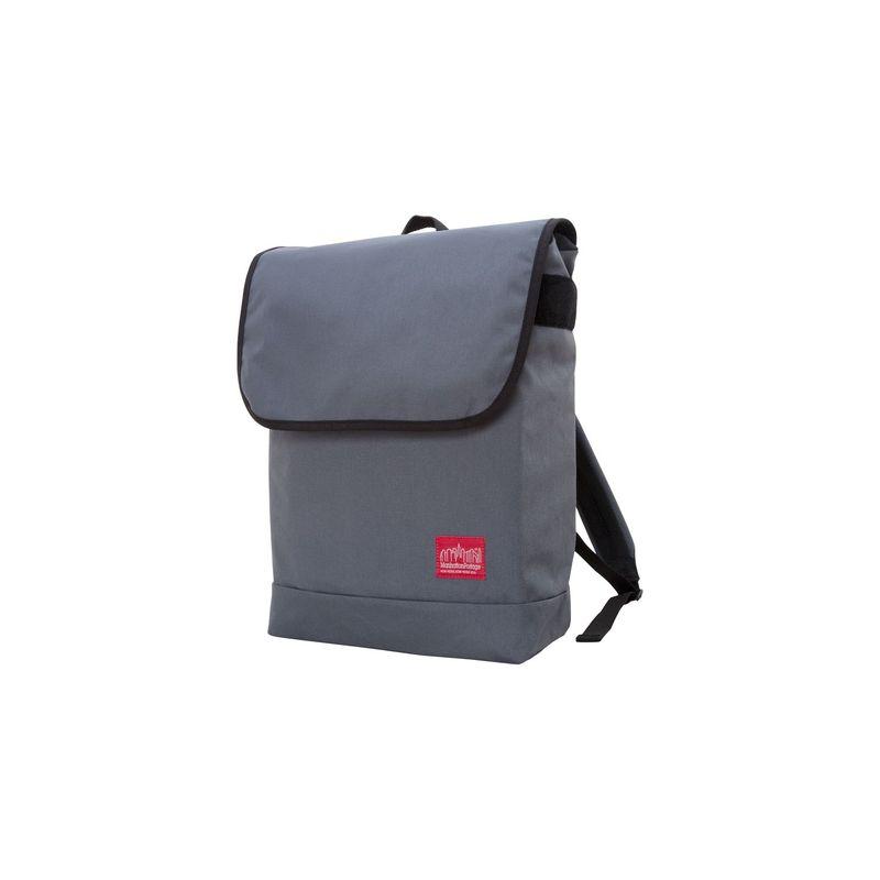 マンハッタンポーテージ メンズ バックパック・リュックサック バッグ Gramercy Backpack Gray