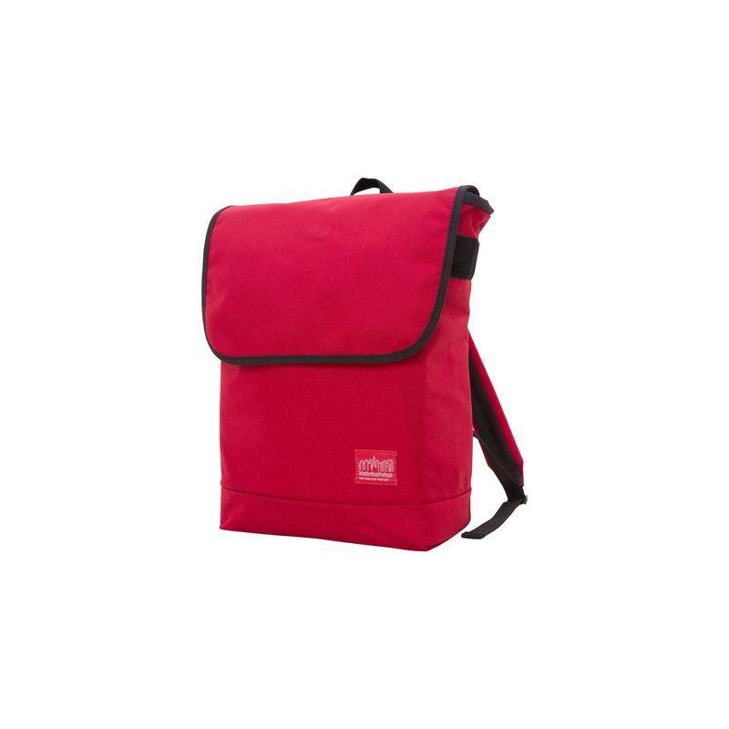 マンハッタンポーテージ メンズ バックパック・リュックサック バッグ Gramercy Backpack Red