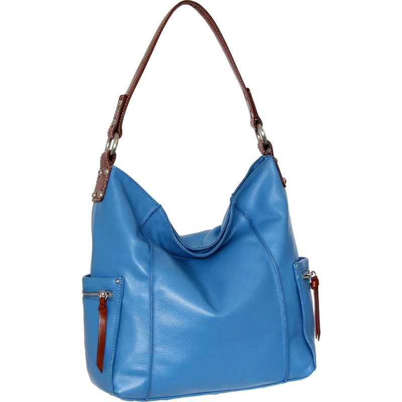ニノボッシ メンズ ショルダーバッグ バッグ Sweet Caroline Shoulder Bag - eBags Exclusive Blue