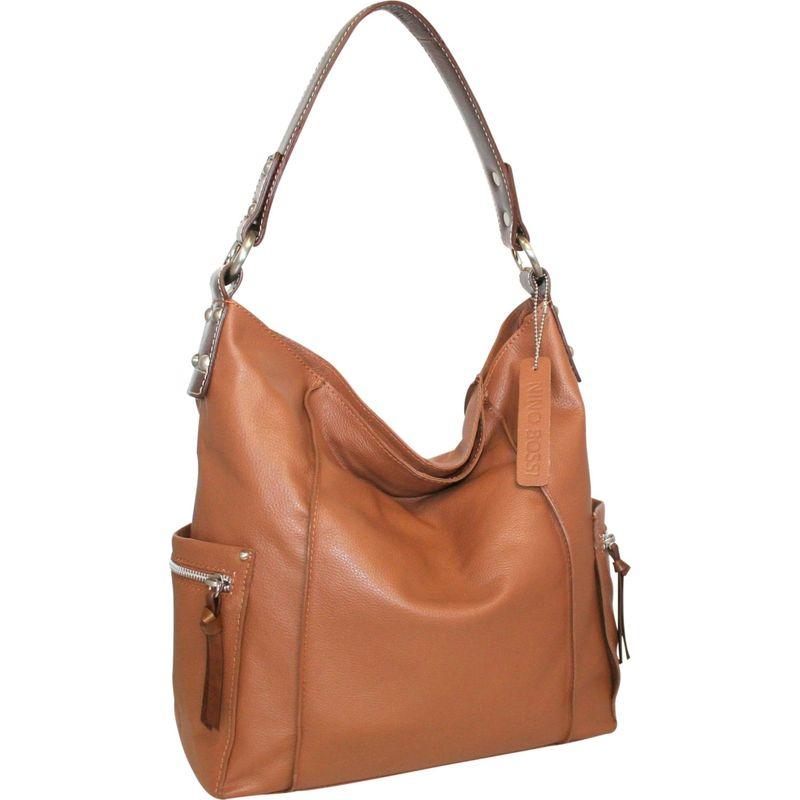 ニノボッシ メンズ ショルダーバッグ バッグ Sweet Caroline Shoulder Bag - eBags Exclusive Cognac
