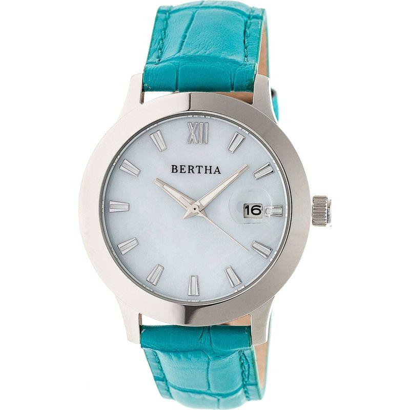 ベルサ メンズ 腕時計 アクセサリー Eden Ladies Watch Turquoise/Silver/White