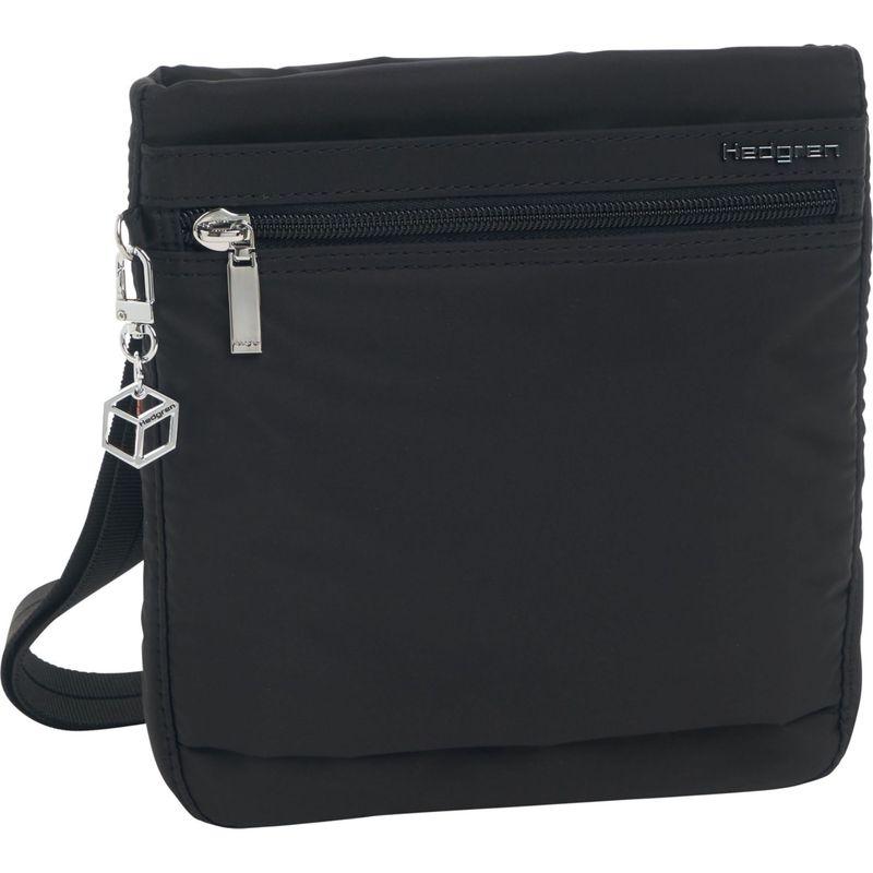 ヘドグレン メンズ ボディバッグ・ウエストポーチ バッグ Leonce RFID Shoulder Bag Black