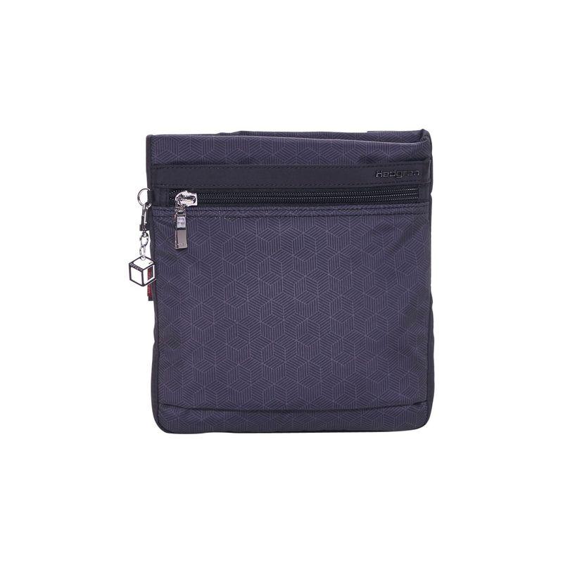 ヘドグレン メンズ ボディバッグ・ウエストポーチ バッグ Leonce RFID Shoulder Bag Cube Print