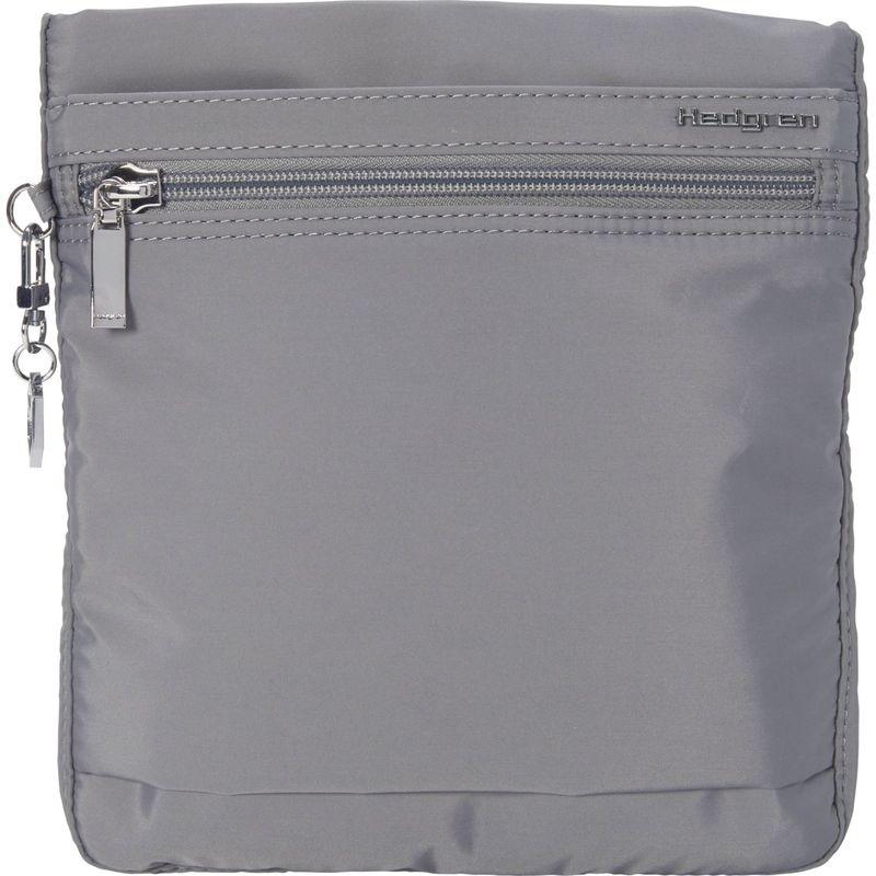 ヘドグレン メンズ ボディバッグ・ウエストポーチ バッグ Leonce RFID Shoulder Bag Titanium