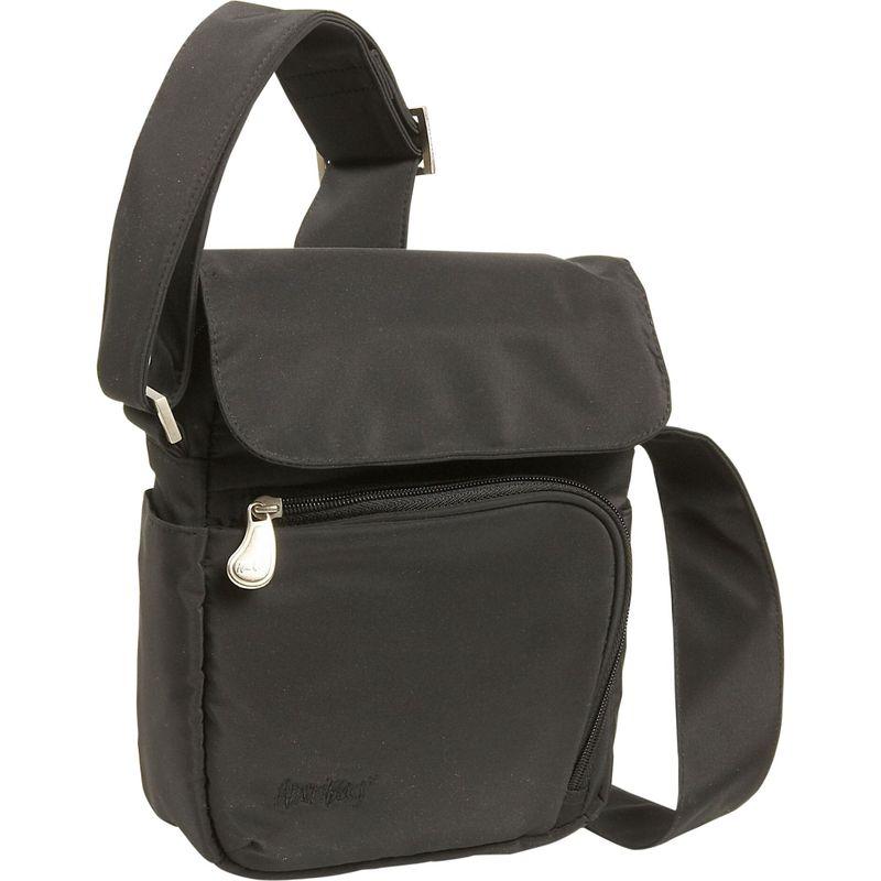 アメリバッグ メンズ ボディバッグ・ウエストポーチ バッグ Rifton Microfiber Bag Black