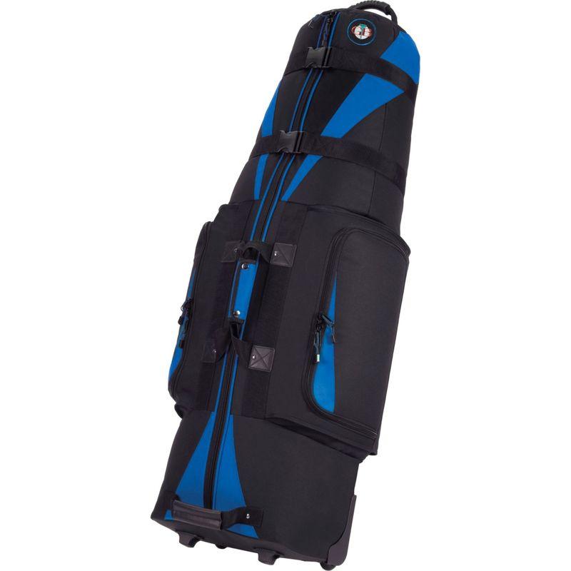 ゴルフトラベル メンズ ボストンバッグ バッグ Caravan 3.0 Black/Blue