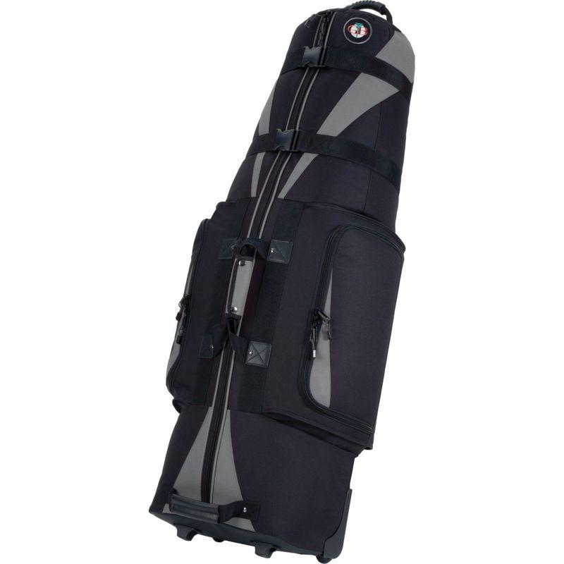 ゴルフトラベル メンズ ボストンバッグ バッグ Caravan 3.0 Black/Slate