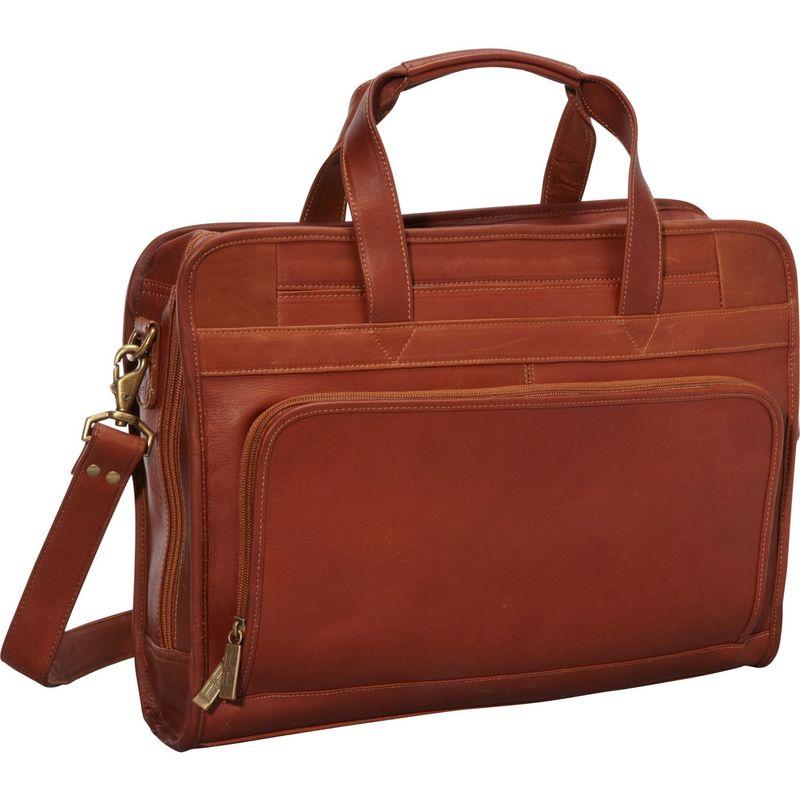 クレアーチャイス メンズ スーツケース バッグ Professional Computer Briefcase Saddle