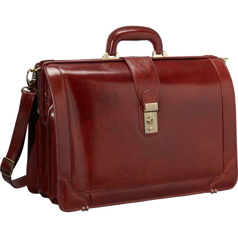 マンシニレザーグッズ メンズ スーツケース バッグ Luxurious Italian Leather 17