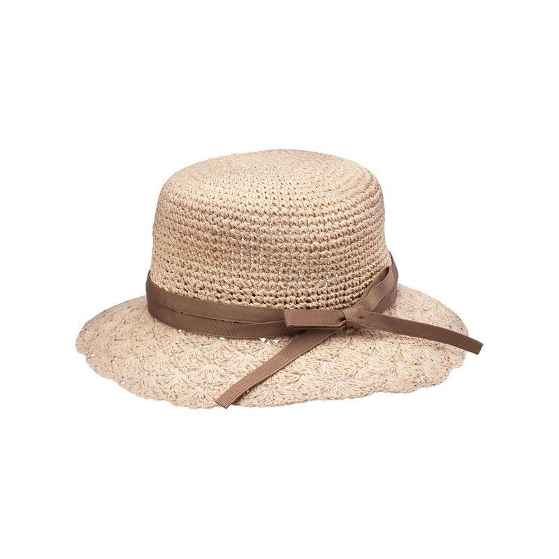 ピーターグリム メンズ 帽子 アクセサリー Phoebe Sun Hat One Size - Brown