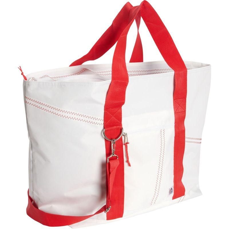 セイラーバッグ メンズ トートバッグ バッグ Large Tote White/Red