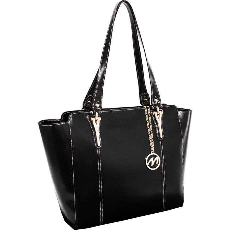 マックレイン メンズ スーツケース バッグ Alicia Tote Black