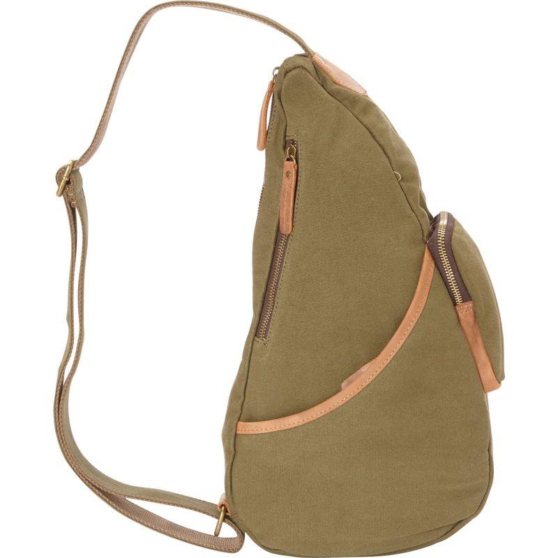 ヴァガボンドトラベラー メンズ ショルダーバッグ バッグ Spacious Shoulder Carry Travel Pack Bag Green