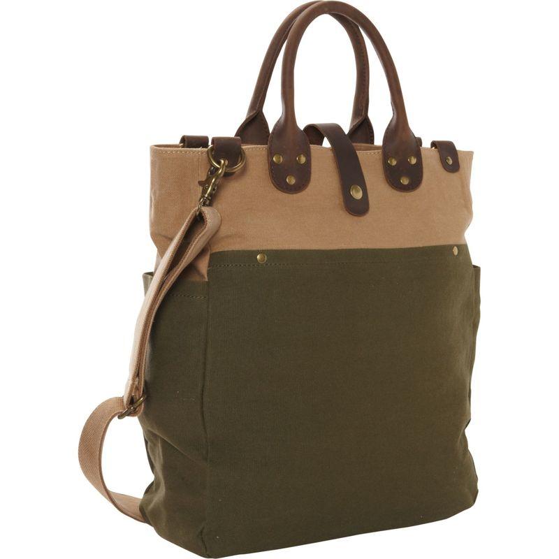 ヴァガボンドトラベラー メンズ ショルダーバッグ バッグ Spacious Roomy Casual Shoulder Bag Military Green