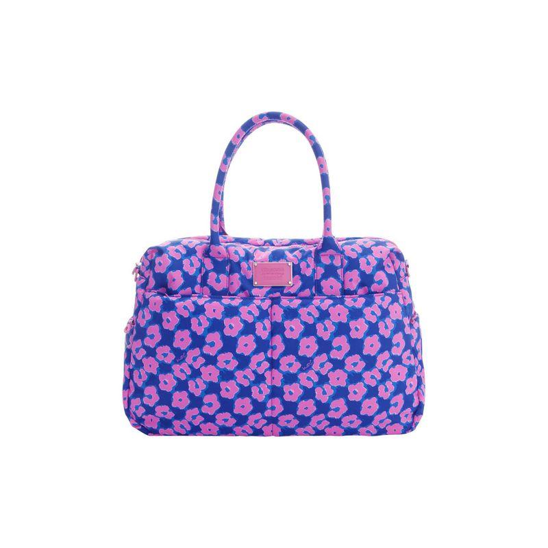 ヴォヴァロヴァ メンズ スーツケース バッグ Boston Bag Leopard Illusion