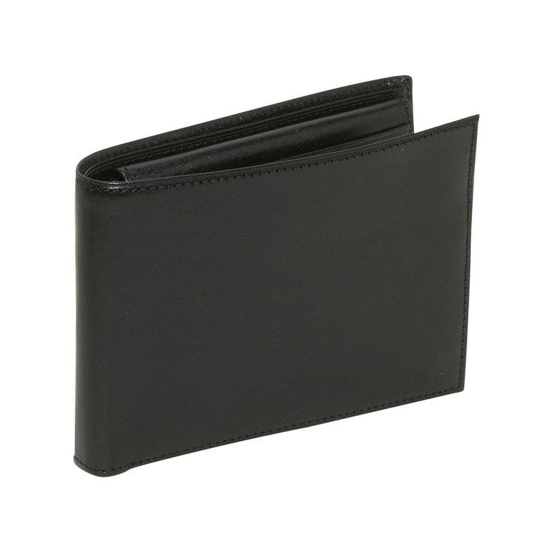 ボスカ メンズ 財布 アクセサリー Old Leather Credit Wallet w/ID Passcase Black