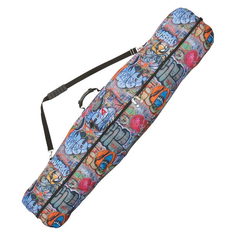 アサロン メンズ ボストンバッグ バッグ Otis Snowboard Bag Graffiti