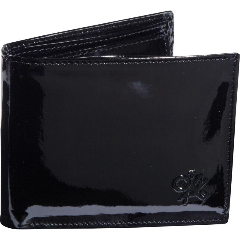 トーケン メンズ 財布 アクセサリー West End Leather Wallet Black