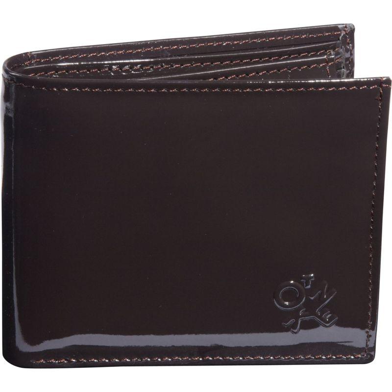 トーケン メンズ 財布 アクセサリー West End Leather Wallet Dark Brown