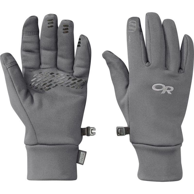 アウトドアリサーチ レディース 手袋 アクセサリー PL 400 Sensor Gloves Women's L - Charcoal Heather ? LG