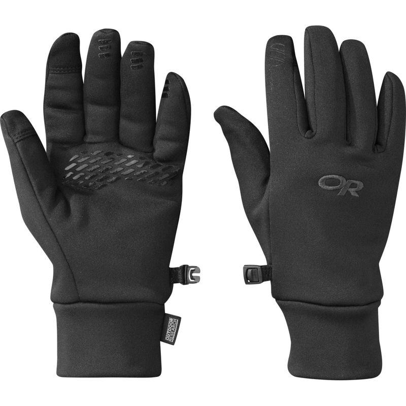 アウトドアリサーチ レディース 手袋 アクセサリー PL 400 Sensor Gloves Women's M - Black