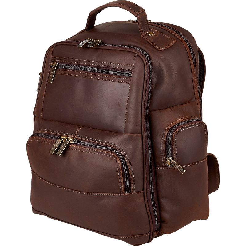クレアーチャイス メンズ スーツケース バッグ Executive Backpack Antique Brown