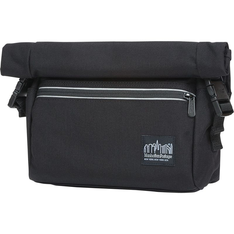 マンハッタンポーテージ メンズ ボストンバッグ バッグ Pursuit Handlebar Bag Black