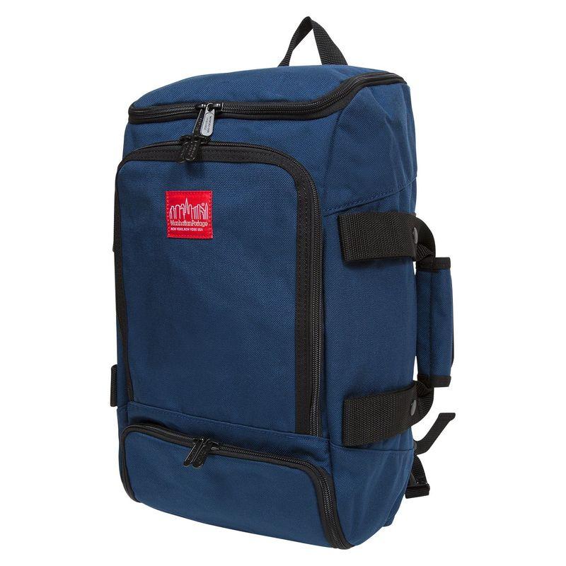 マンハッタンポーテージ メンズ バックパック・リュックサック バッグ Ludlow Convertible Backpack Jr Navy