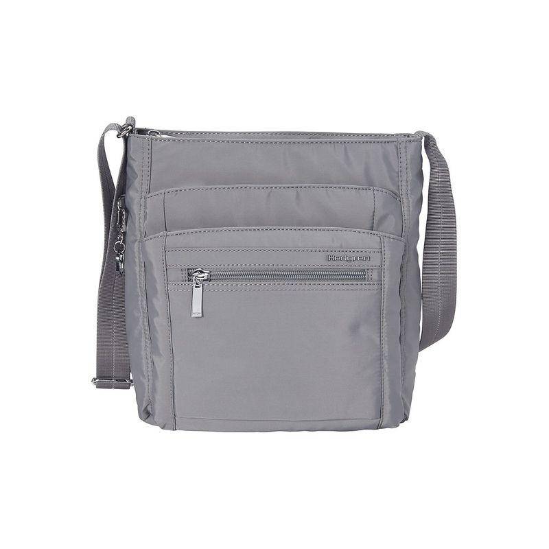 ヘドグレン メンズ ボディバッグ・ウエストポーチ バッグ Orva RFID Shoulder Bag Titanium