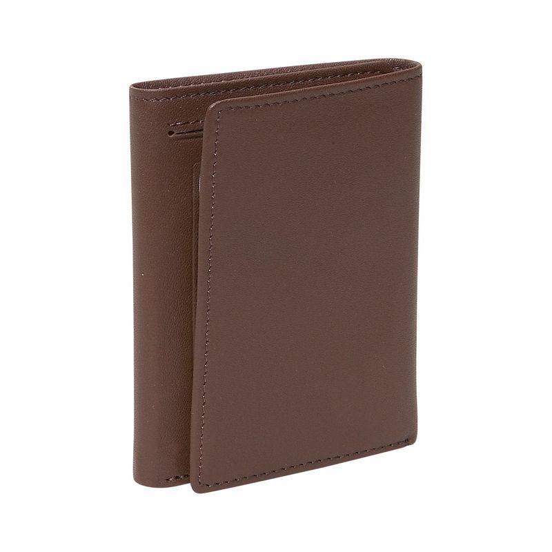 ロイスレザー メンズ 財布 アクセサリー Men's Tri-Fold Id Wallet Coco
