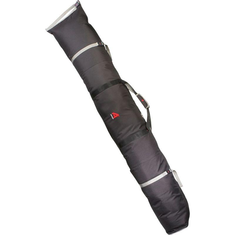 アサロン メンズ ボストンバッグ バッグ Double Ski Bag - Padded - 180cm Black