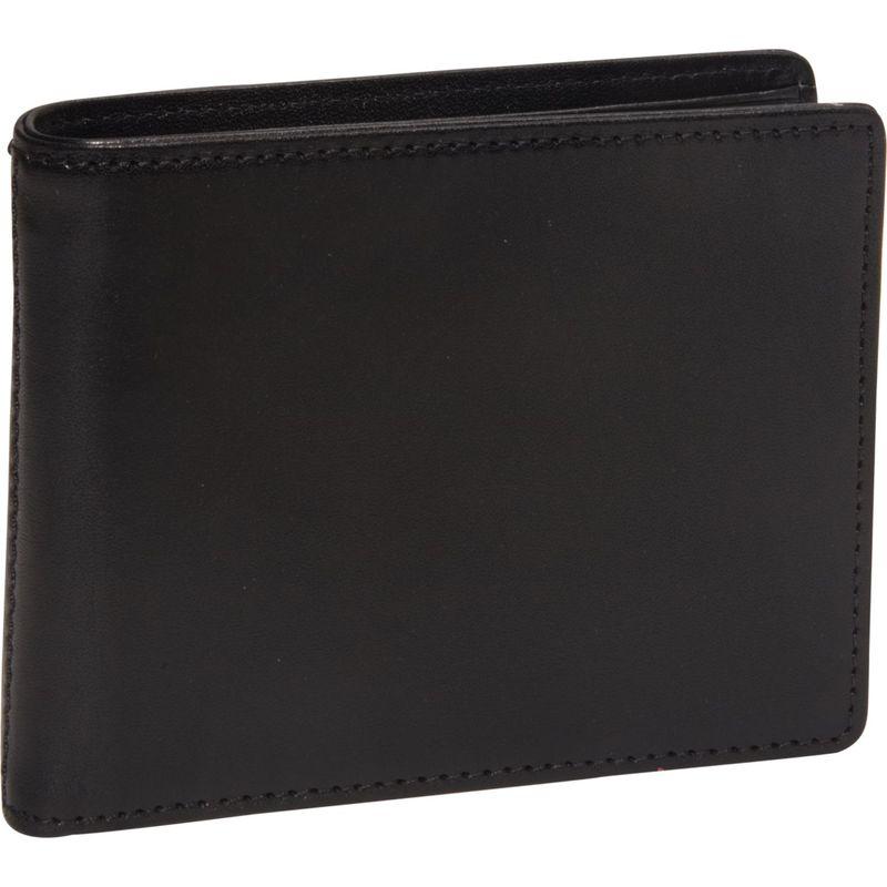 ボスカ メンズ 財布 アクセサリー Old Leather Executive ID Wallet Black