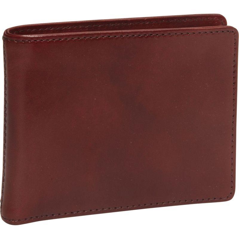 ボスカ メンズ 財布 アクセサリー Old Leather Executive ID Wallet Dark Brown