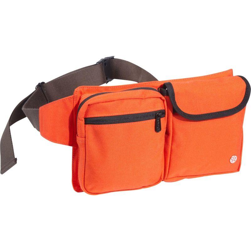 トーケン メンズ ボディバッグ・ウエストポーチ バッグ Lexington Waist Bag (CD) Orange