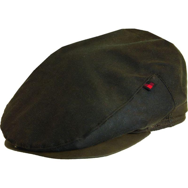 ウール リッチ メンズ 帽子 アクセサリー Oil Cloth Ivy Hat L - Brown