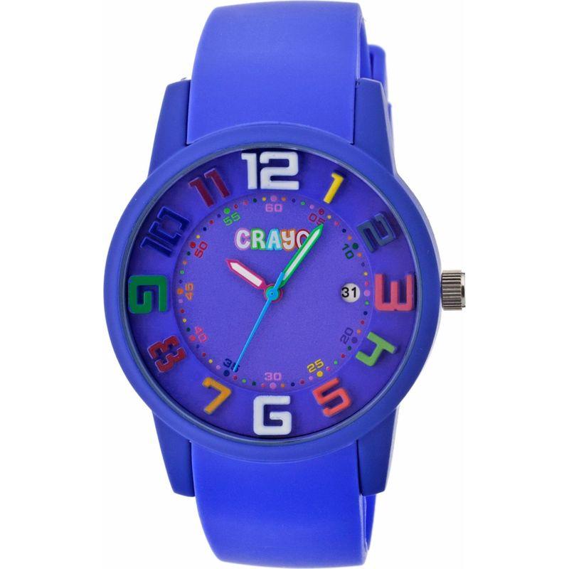 クラヨ メンズ 腕時計 アクセサリー Festival Watch Purple