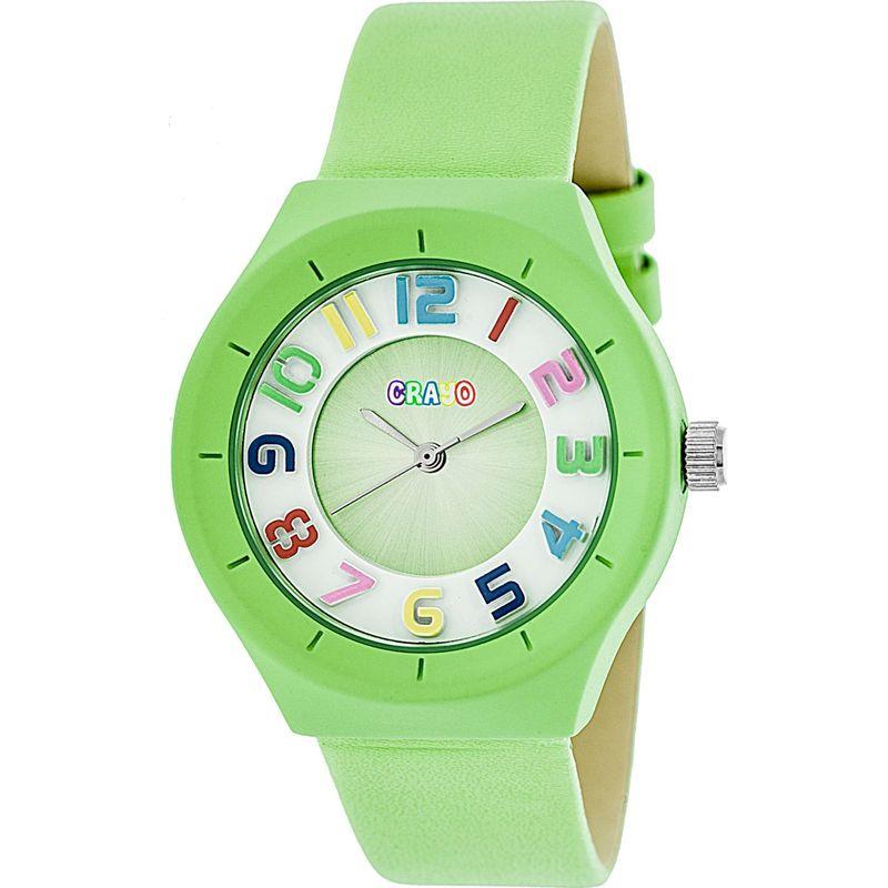 クラヨ メンズ 腕時計 アクセサリー Atomic Strap Watch Lime