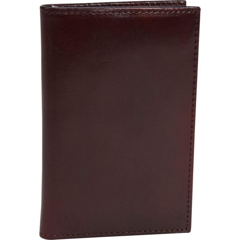 ボスカ メンズ 財布 アクセサリー Old Leather 8 Pocket Credit Card Case Dark Brown