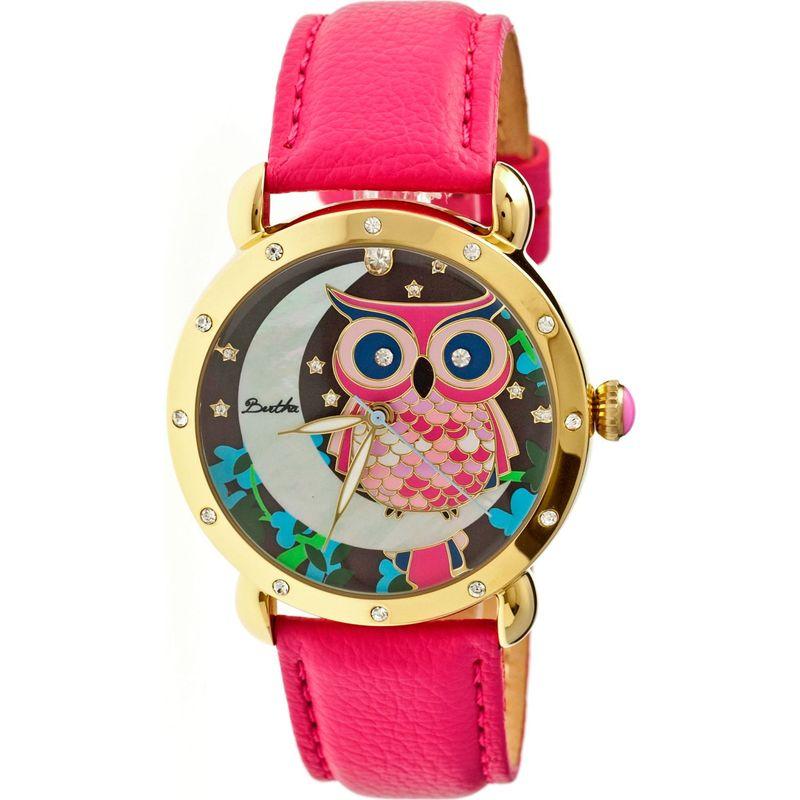 ベルサ メンズ 腕時計 アクセサリー Ashley Watch Hot Pink/Multicolor