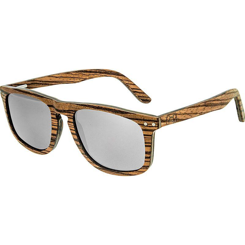 アースウッド メンズ サングラス・アイウェア アクセサリー Pacific Wood Sunglasses Beige