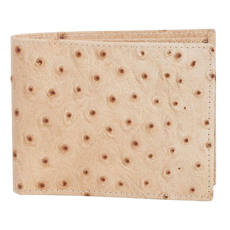 スカーリー メンズ 財布 アクセサリー Slim Billfold Wallet Cream