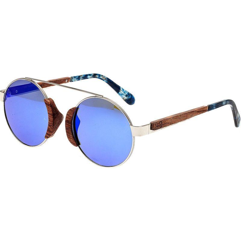 アースウッド メンズ サングラス・アイウェア アクセサリー Talisay Wood Sunglasses Blue