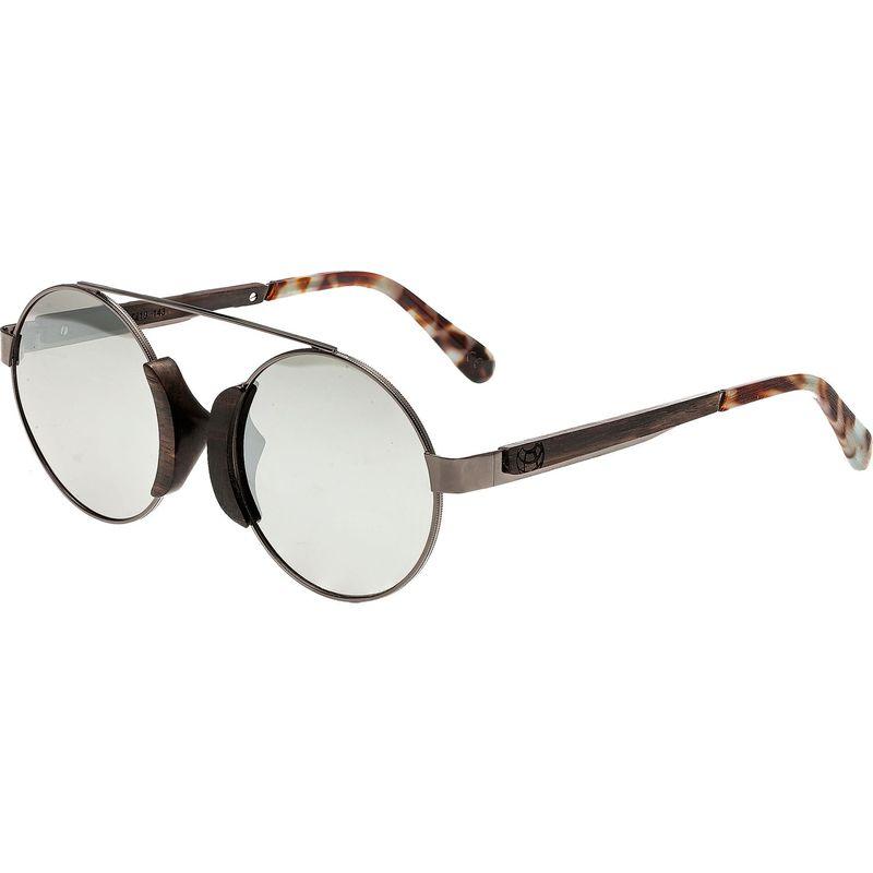 アースウッド メンズ サングラス・アイウェア アクセサリー Talisay Wood Sunglasses Gunmetal