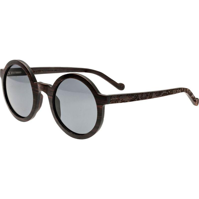 アースウッド メンズ サングラス・アイウェア アクセサリー Canary Wood Sunglasses Brown