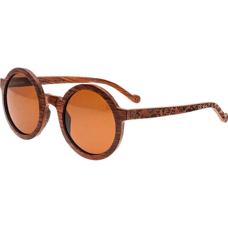 アースウッド メンズ サングラス・アイウェア アクセサリー Canary Wood Sunglasses Red