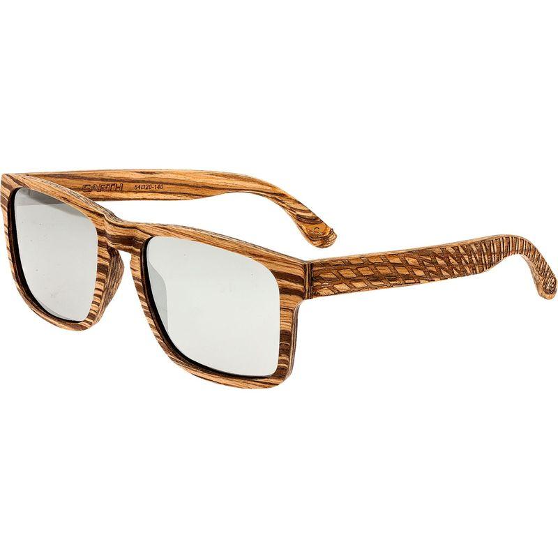 アースウッド メンズ サングラス・アイウェア アクセサリー Whitehaven Sunglasses Light Brown