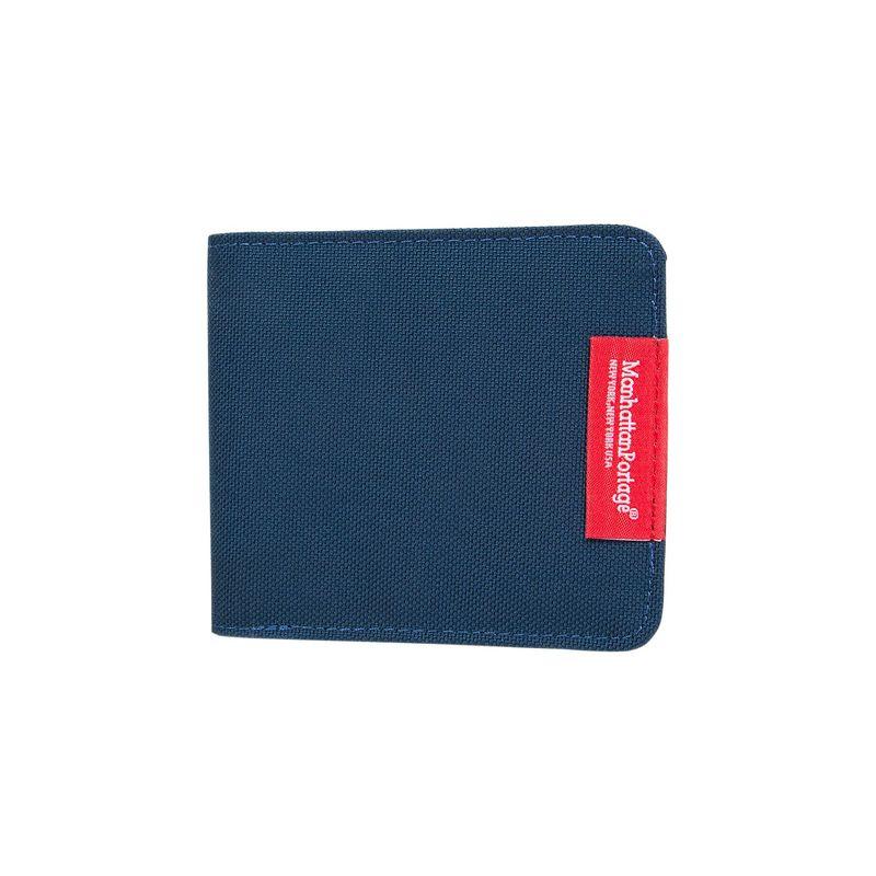 マンハッタンポーテージ メンズ 財布 アクセサリー William Wallet Navy