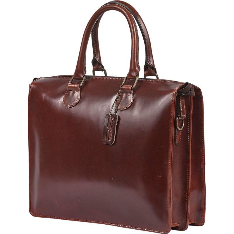 クレアーチャイス メンズ スーツケース バッグ Brussels Briefcase Tan