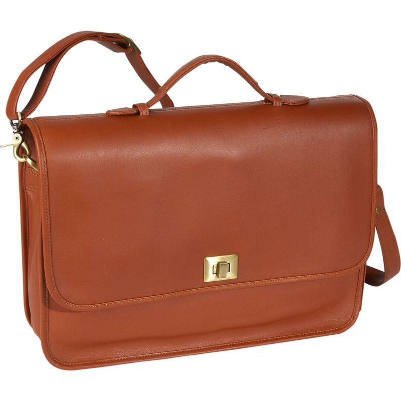 ロイスレザー メンズ スーツケース バッグ Executive Briefcase Tan