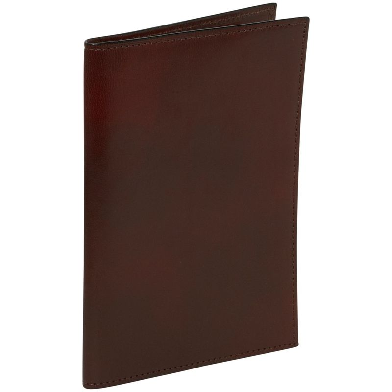 ボスカ メンズ 財布 アクセサリー Old Leather Passport Case Dark Brown